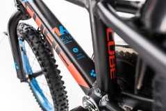 Новая коллекция велосипедов фирмы Cube